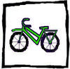 Tilgjengelig med sykkel