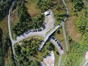 flyfoto valnesfjord helsesportsenter