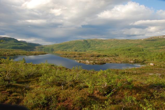 Bilde av Sætervatnet