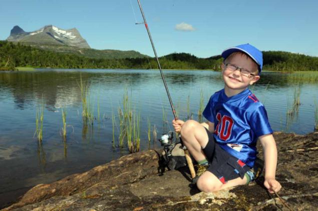Fakta om fiske i øvre Valnesfjord